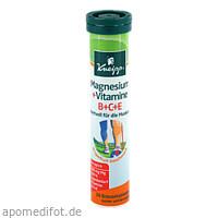 KNEIPP Magnesium + Vitamine Brausetabletten, 20 ST, Kneipp GmbH