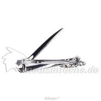 Nagelknipser 5cm mit Kette und Feile, 1 ST, Careliv Produkte Ohg