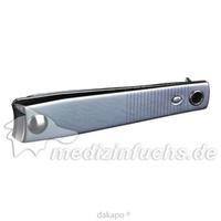 Nagelknipser 8cm mit Feile, 1 ST, Careliv Produkte Ohg