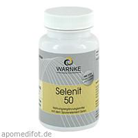 Selenit 50, 250 ST, Warnke Vitalstoffe GmbH