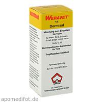 DERMISAL 11 Tropfen vet., 50 ML, Biokanol Pharma GmbH