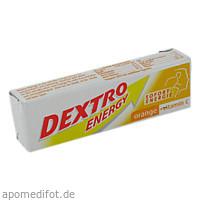 DEXTRO ENERGY ORANGE + VITAMIN A.C.E STANGE, 1 ST, Kyberg Pharma Vertriebs GmbH