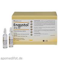 ENGYSTOL ad us.vet.Ampullen, 50 ST, Biologische Heilmittel Heel GmbH