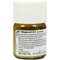 MAGNESIT D 3, 50 G, Weleda AG
