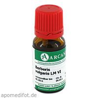 BERBERIS VULG. ARCA LM 6, 10 ML, ARCANA Dr. Sewerin GmbH & Co. KG
