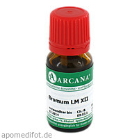 BROMUM ARCA LM 12, 10 ML, ARCANA Dr. Sewerin GmbH & Co. KG