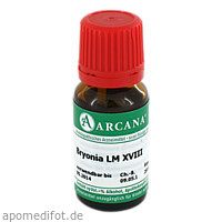 BRYONIA ARCA LM 18, 10 ML, ARCANA Dr. Sewerin GmbH & Co. KG