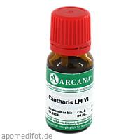 CANTHARIS ARCA LM 6, 10 ML, ARCANA Dr. Sewerin GmbH & Co. KG