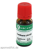 CANTHARIS ARCA LM 12, 10 ML, ARCANA Dr. Sewerin GmbH & Co. KG