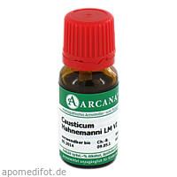 CAUSTICUM ARCA LM 6, 10 ML, ARCANA Dr. Sewerin GmbH & Co. KG