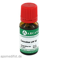 COCCULUS ARCA LM 6, 10 Milliliter, ARCANA Dr. Sewerin GmbH & Co. KG