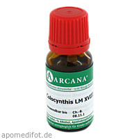 COLOCYNTHIS ARCA LM 18, 10 ML, ARCANA Dr. Sewerin GmbH & Co. KG