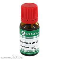 DULCAMARA ARCA LM 6, 10 ML, Arcana Arzneimittel-Herstellung Dr. Sewerin GmbH & Co. KG