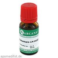 DULCAMARA ARCA LM 18, 10 ML, Arcana Arzneimittel-Herstellung Dr. Sewerin GmbH & Co. KG
