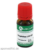 GRAPHITES ARCA LM 12, 10 ML, ARCANA Dr. Sewerin GmbH & Co. KG