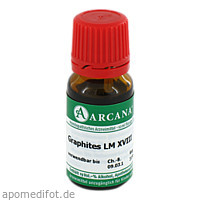 GRAPHITES ARCA LM 18, 10 ML, ARCANA Dr. Sewerin GmbH & Co. KG