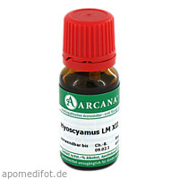 HYOSCYAMUS ARCA LM 12, 10 ML, ARCANA Dr. Sewerin GmbH & Co. KG