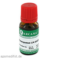 HYOSCYAMUS ARCA LM 18, 10 ML, ARCANA Dr. Sewerin GmbH & Co. KG