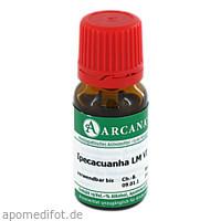 IPECACUANHA ARCA LM 6, 10 ML, ARCANA Dr. Sewerin GmbH & Co. KG