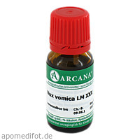 NUX VOMICA ARCA LM 30, 10 ML, ARCANA Dr. Sewerin GmbH & Co. KG