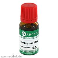 SYMPHYTUM ARCA LM 6, 10 ML, ARCANA Dr. Sewerin GmbH & Co. KG
