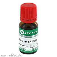 TABACUM ARCA LM 18, 10 ML, ARCANA Dr. Sewerin GmbH & Co. KG