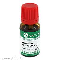 VERATRUM ALBUM ARCA LM 12, 10 ML, ARCANA Dr. Sewerin GmbH & Co. KG