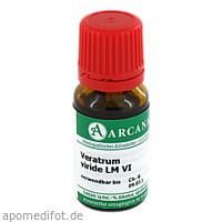 VERATRUM VIRIDE ARCA LM 6, 10 ML, ARCANA Dr. Sewerin GmbH & Co. KG