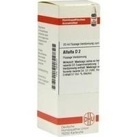 ALFALFA D 2, 20 ML, Dhu-Arzneimittel GmbH & Co. KG