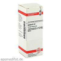 AMBRA D12, 20 ML, Dhu-Arzneimittel GmbH & Co. KG