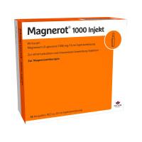 magnerot 1000 Injekt, 10X10 ML, Wörwag Pharma GmbH & Co. KG