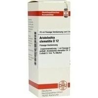 ARISTOLOCHIA CLEM D12, 20 ML, Dhu-Arzneimittel GmbH & Co. KG