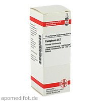 CAMPHORA D 2, 20 ML, Dhu-Arzneimittel GmbH & Co. KG