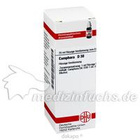 CAMPHORA D30, 20 ML, Dhu-Arzneimittel GmbH & Co. KG