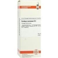 CARDUUS MAR D 3, 50 ML, Dhu-Arzneimittel GmbH & Co. KG