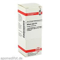 ALLIUM CEPA D 6, 20 ML, Dhu-Arzneimittel GmbH & Co. KG