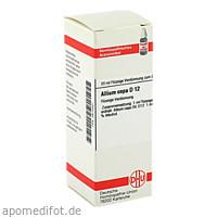 ALLIUM CEPA D12, 20 ML, Dhu-Arzneimittel GmbH & Co. KG