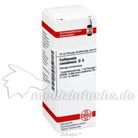 COLLINSONIA CANADENS D 6, 20 ML, Dhu-Arzneimittel GmbH & Co. KG