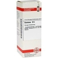 DAMIANA D 6, 20 ML, Dhu-Arzneimittel GmbH & Co. KG