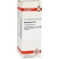 DULCAMARA D12, 20 ML, Dhu-Arzneimittel GmbH & Co. KG