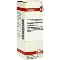 EQUISETUM HIEMALE D 2, 20 ML, Dhu-Arzneimittel GmbH & Co. KG