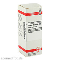 GALEGA OFFIC D 3, 20 ML, Dhu-Arzneimittel GmbH & Co. KG