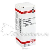 HYDRASTIS D12, 20 ML, Dhu-Arzneimittel GmbH & Co. KG