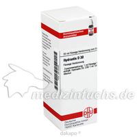 HYDRASTIS D30, 20 ML, Dhu-Arzneimittel GmbH & Co. KG