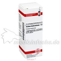 KALIUM BICHROM D30, 20 ML, Dhu-Arzneimittel GmbH & Co. KG