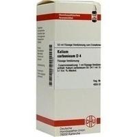 KALIUM CARB D 4, 50 ML, Dhu-Arzneimittel GmbH & Co. KG