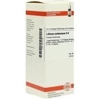 LITHIUM CARB D 6, 50 ML, Dhu-Arzneimittel GmbH & Co. KG
