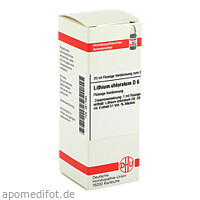 LITHIUM CHLORAT D 6, 20 ML, Dhu-Arzneimittel GmbH & Co. KG