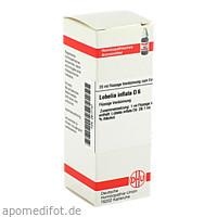 LOBELIA INFLATA D 6, 20 ML, Dhu-Arzneimittel GmbH & Co. KG