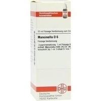 MANCINELLA D 6, 20 ML, Dhu-Arzneimittel GmbH & Co. KG